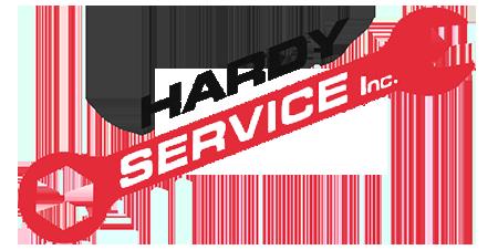 Hardy Service Inc. Logo
